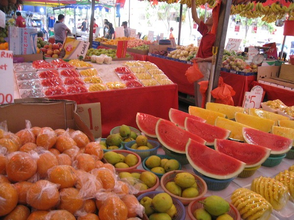 Check Out The Local Markets