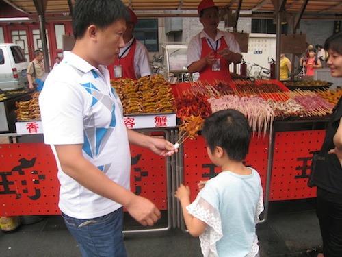 Night Market Beijing