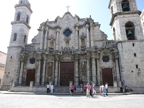 La Cathedral de Habana