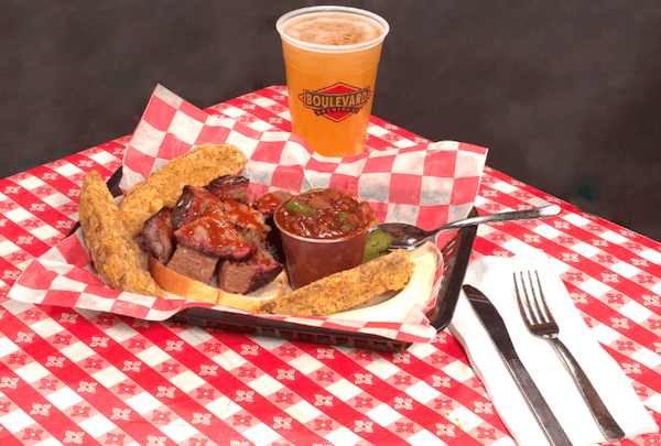 Top 10 Tailgate Cities Burnt Ends and Boulevard KC