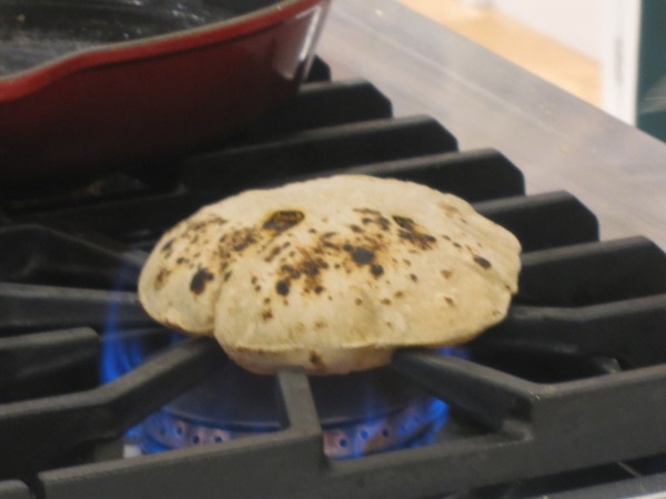 Fresh Made Bread - Indian Roti