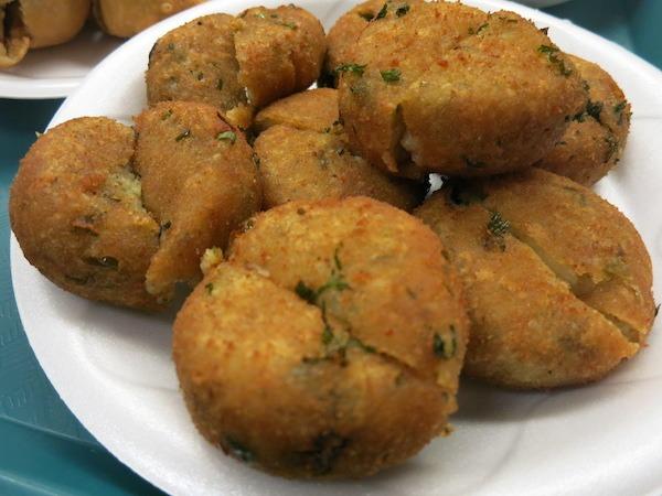 Aloo Tikki - Spicy Potato Patties