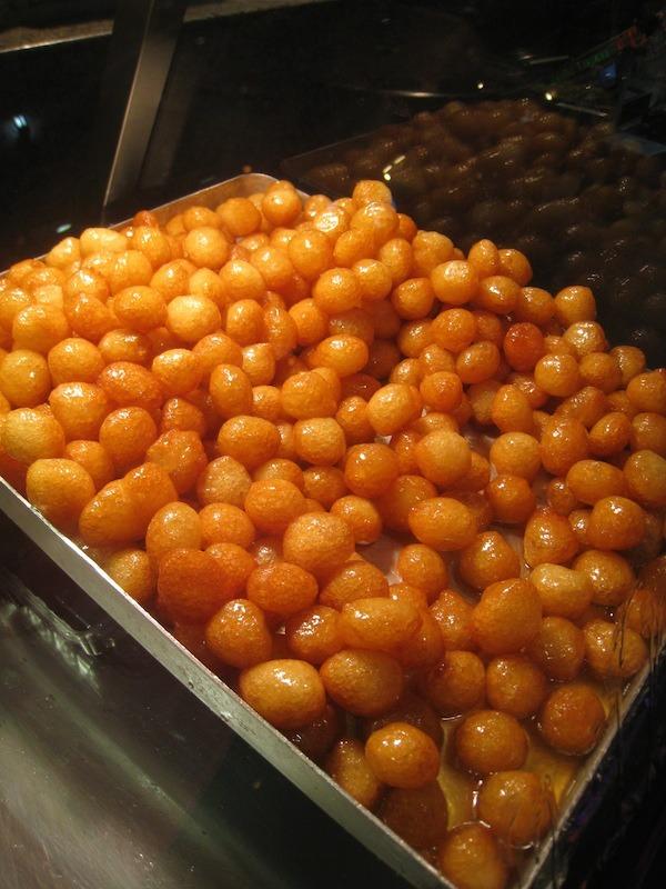 Loukomades - Fried Dough