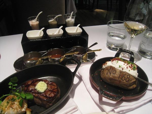 Steak and Potato in Taiwan