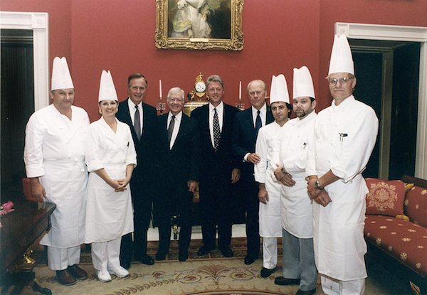 Cooking for Presidents