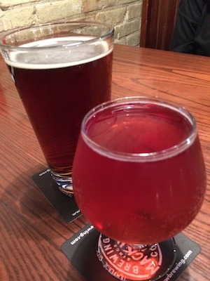 Local Traverse City Drinks