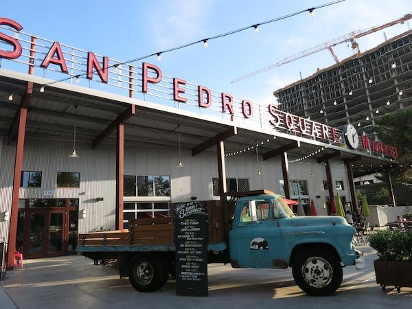 San Pedro Square Market in San Jose