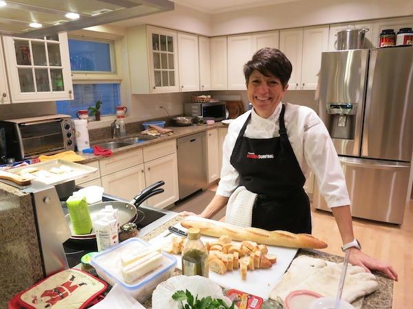 Chef Kristin Koury of Kitchensurfing