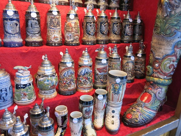 Steins and more steins!