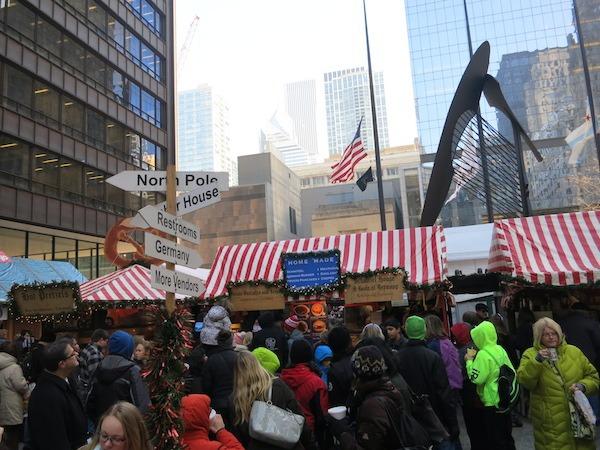 Christkindlmarket Chicago