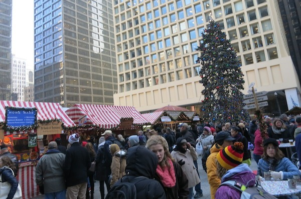 Christmaskindlmarket Chicago