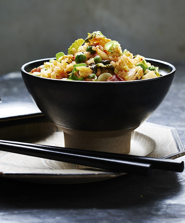 Food Travelist Fried Rice