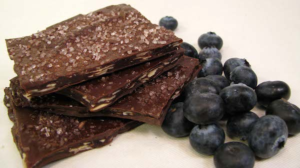 Blueberry Brittle