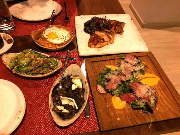 Tapas Dining