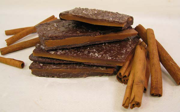 Vegan Cinnamon Toast Toffee