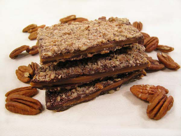 Vegan English Toffee Sweet Inspirations