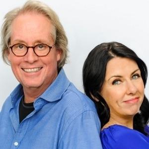 The Gypsynesters, David and Veronica James