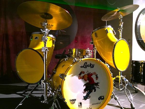Cool Circle Jerk Drumset