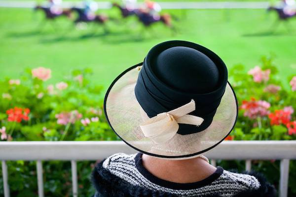 Stylish Kentucky Derby Hat