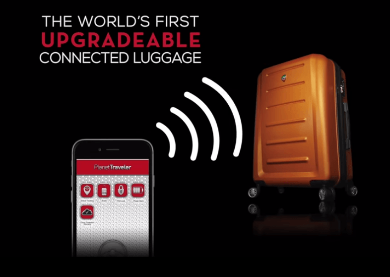 Hontus Space Case the Ultimate Suitcase