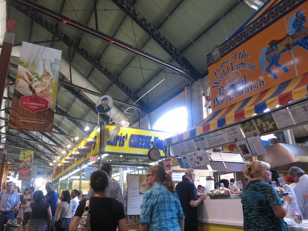 St. Lawrence Market in Toronto, Canada Top World Food Travel Markets