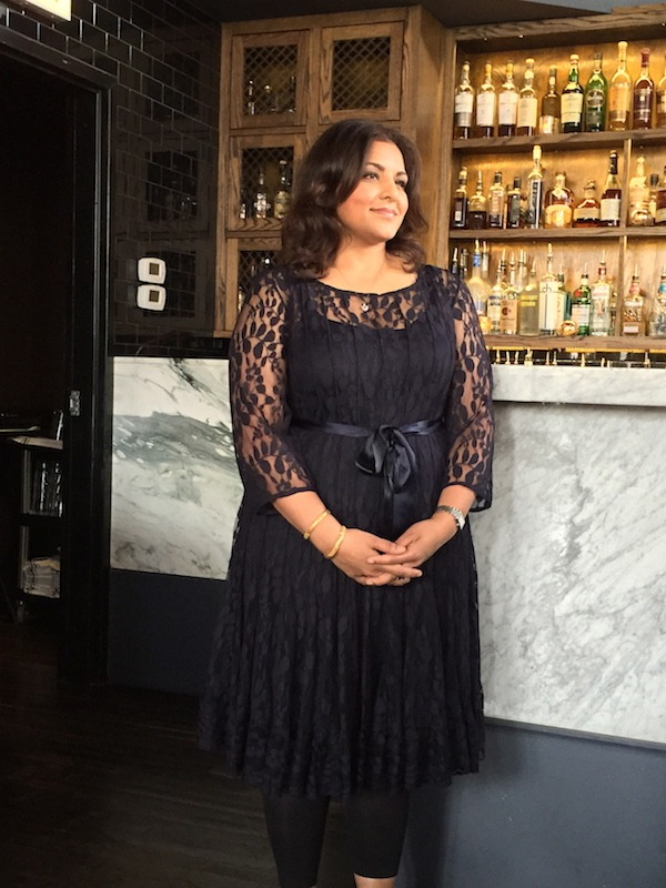 Alpana Singh Master Sommelier and Proprietor of The Boarding House