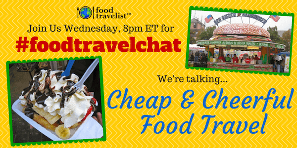 Cheap and Cheerful Food Travel