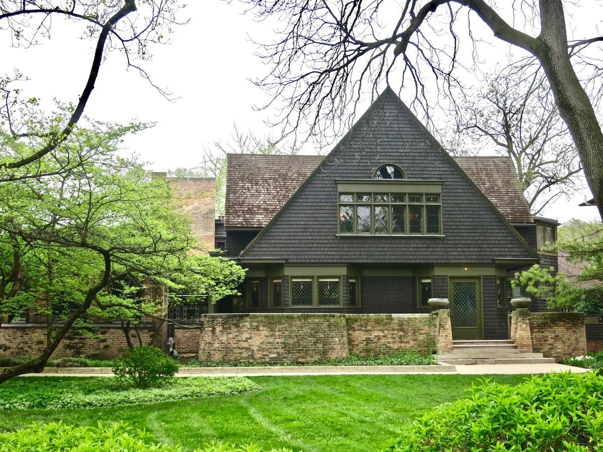 Frank Lloyd Wright Home Oak Park