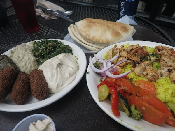 Jerusalem Cafe in Oak Park. One of the top10 best things to do in Oak Park