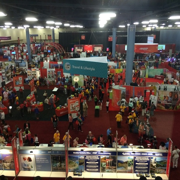 Life At 50 National Event AARP