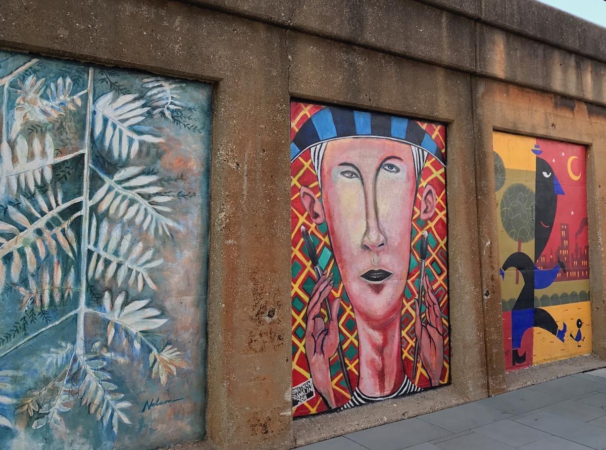 Street Art Oak Park Illinois