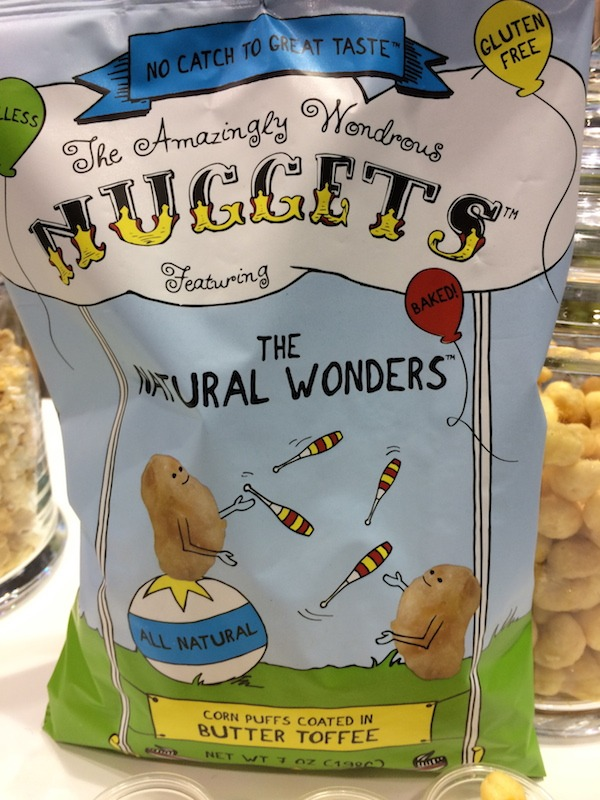 Amazing Wondrous Nuggets Butter Toffee