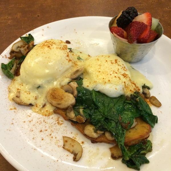 Dahlia's Veggie Omelette