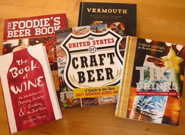 Beverage Books for Dad