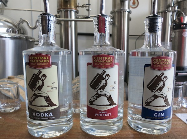 Central Standards Craft Distillery