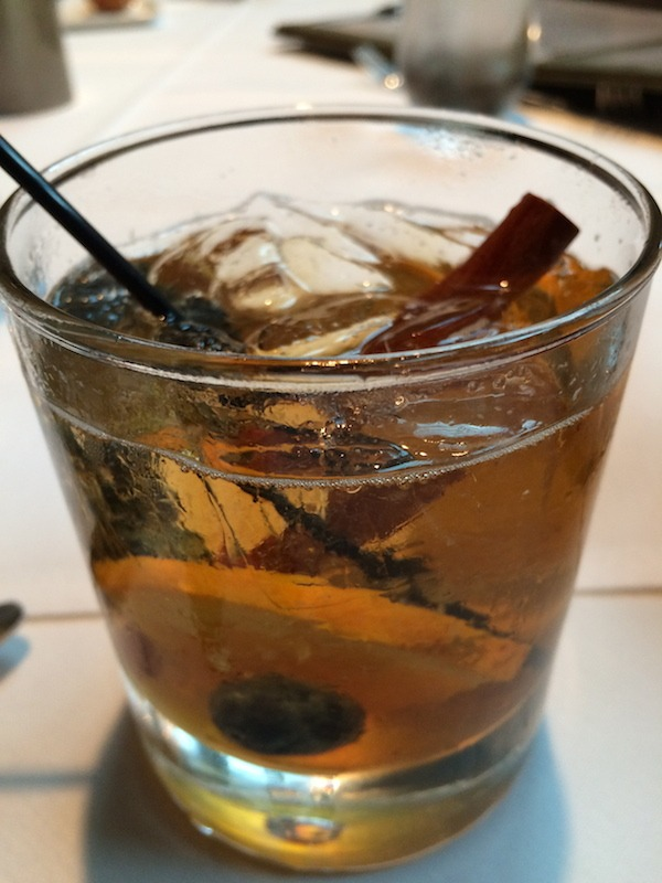 Classic Wisconsin Old Fashioned