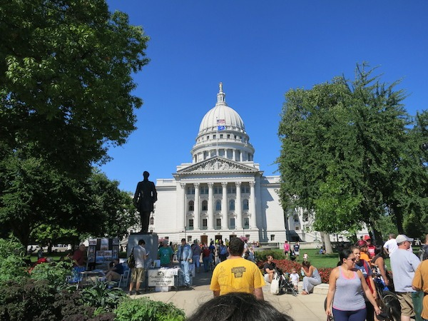 Madison Wisconsin Capital Food Travelist