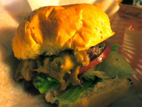 Delicious Burger at Dotty Dumplings Dowry in Marvelous Madison Wisconsin Food Travelist