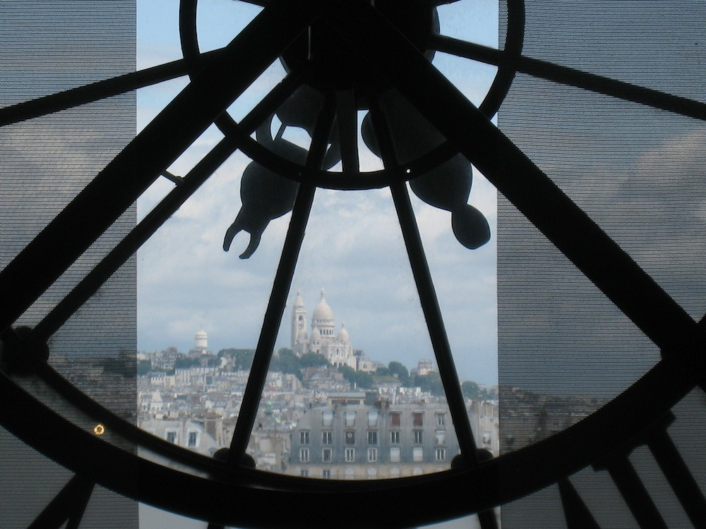 Sacre-Coeur-from-Musee-dOrsay-Paris-Food-Travelist