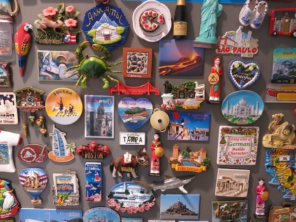 Travel Magnets Food Travelist 7 top Food And Travel Souvenirs