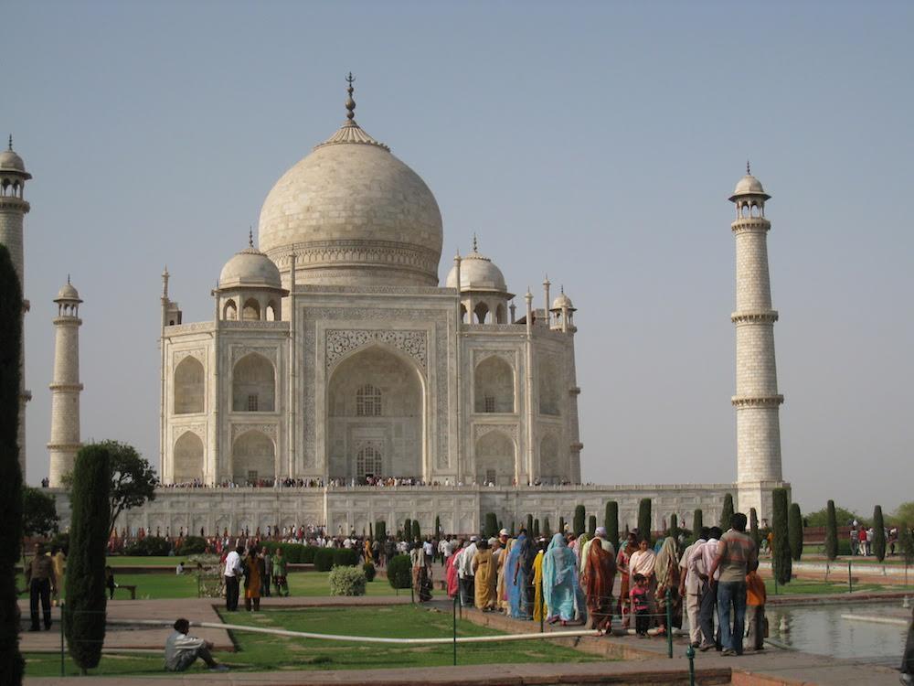 Taj Mahal Food Travelist