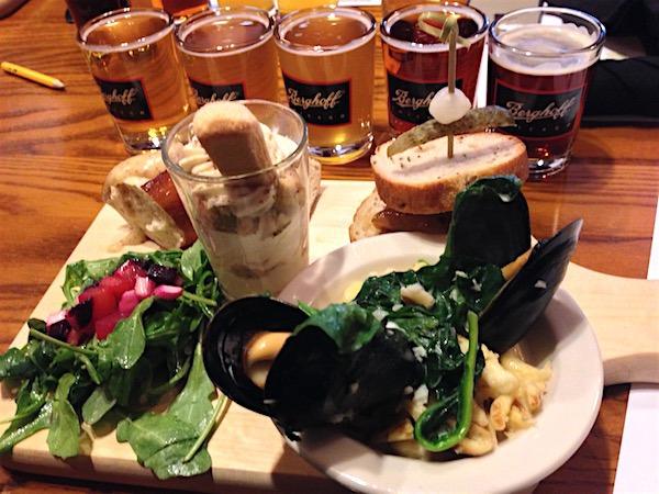 Beer and German Tapas