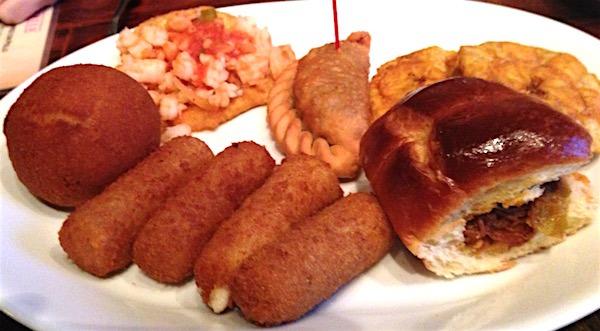 Cuban Tapas