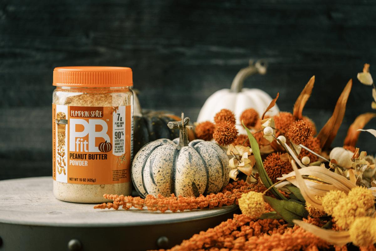 PBFit Pumpkin Spice Peanut Butter