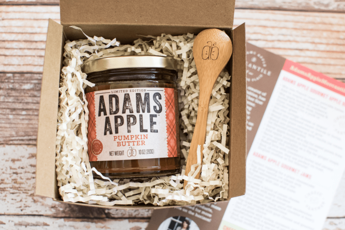 Adams Apple Pumpkin Butter
