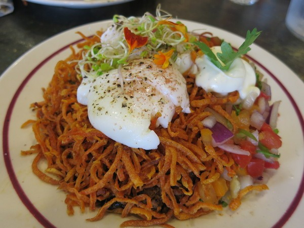 Sweet Potato Hash Carmel Indiana Food