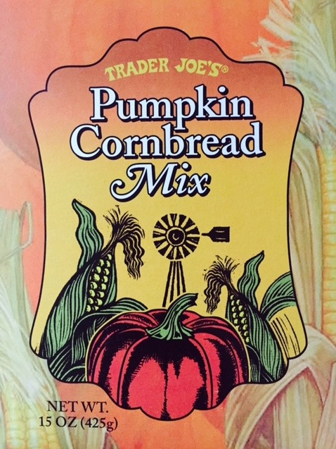 rader Joe's Pumpkin Cornbread Mix