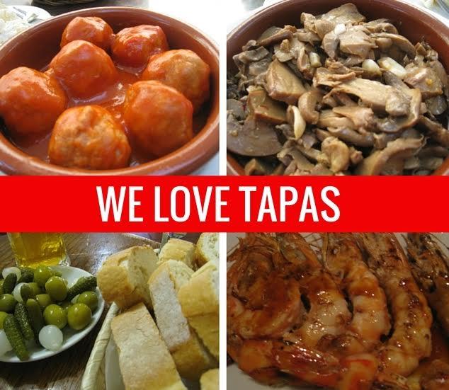 Reimagined Tapas Food Travelist