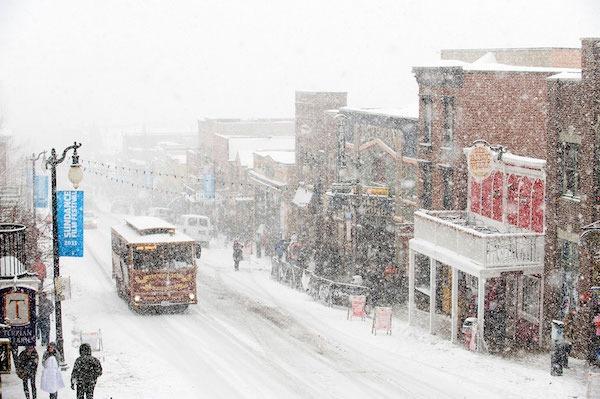 Mainstreet Park City Utah