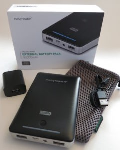 RAVPower External Battery Power Bank